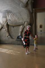 museum grannies