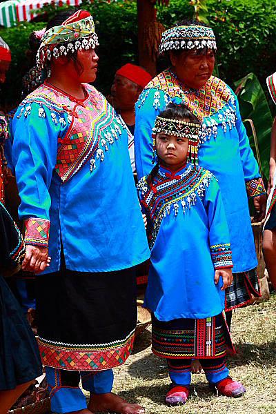 1U08布農族射耳祭-傳統服飾