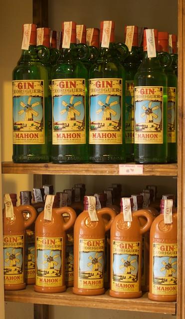Menorcan Gin