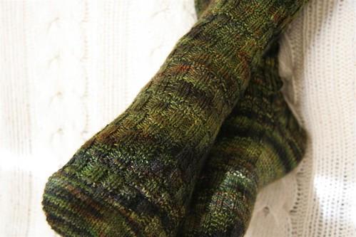 Knitting Vintage Socks Nancy Bush : The running biology of a knitter