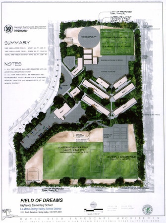 Field of Dreams/Highlands Elementary School