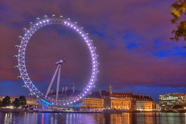 Things to do in London on Halloween