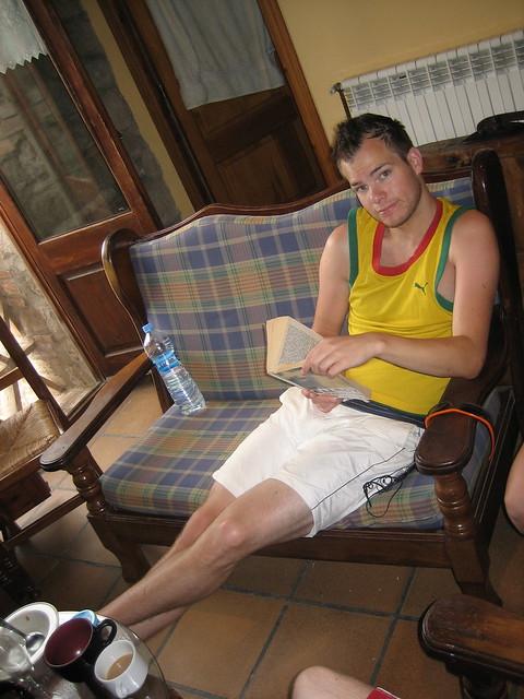 Header of tom read
