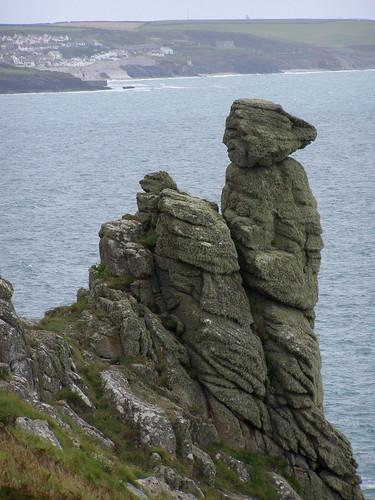 Granite simulacrum