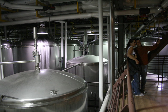 Red Hook Brewery Tour Times