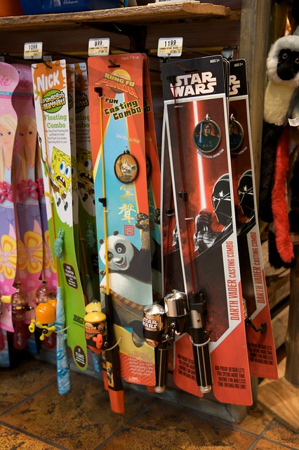 star wars fishing rod flickr photo sharing