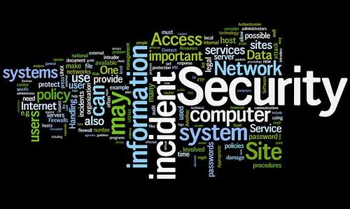 Information Security Wordle: RFC2196 - Site Security Handbook