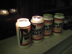 Solikerzen zur WAZ-Krise