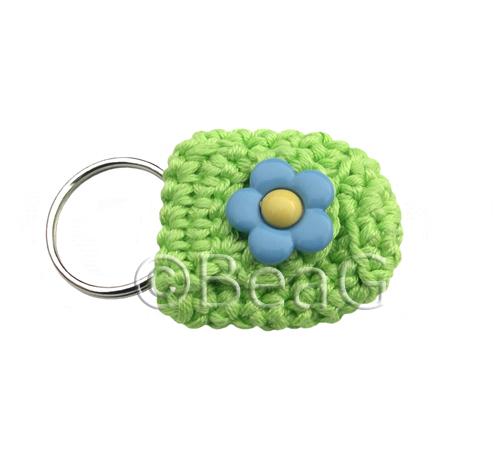 Keychain Coin Holder (Munthoudertje)