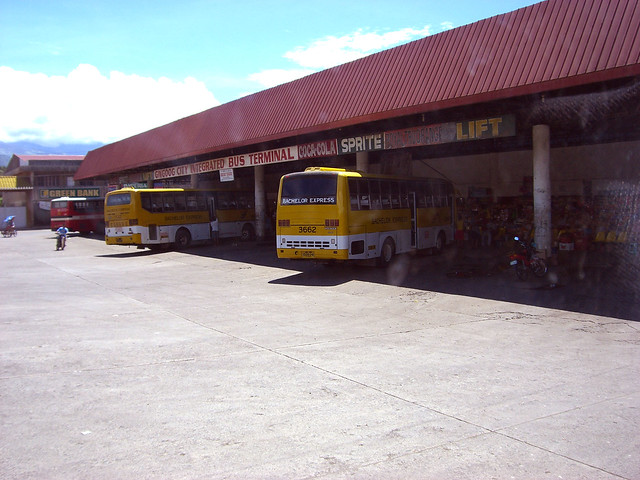 Gingoog City Bus Terminal