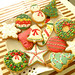 Christmas cookies by yourhomebasedmom