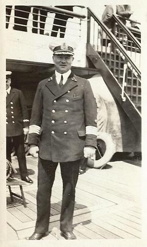 Captain Ziegenbein