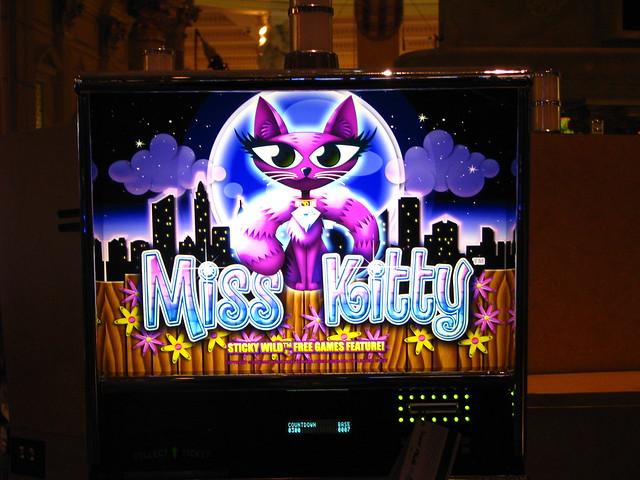 slot machine miss kitty