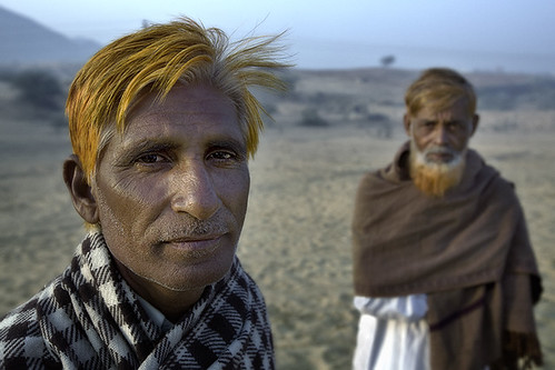 Pushkar-Orange-Hair