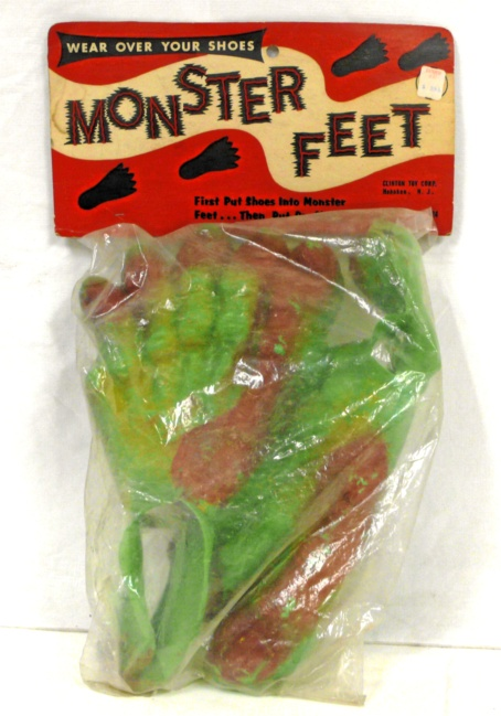 monsterfeet