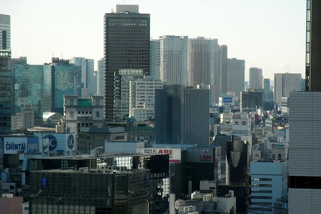 Photo:The view (Shinbashi) By Andy in Tokyo