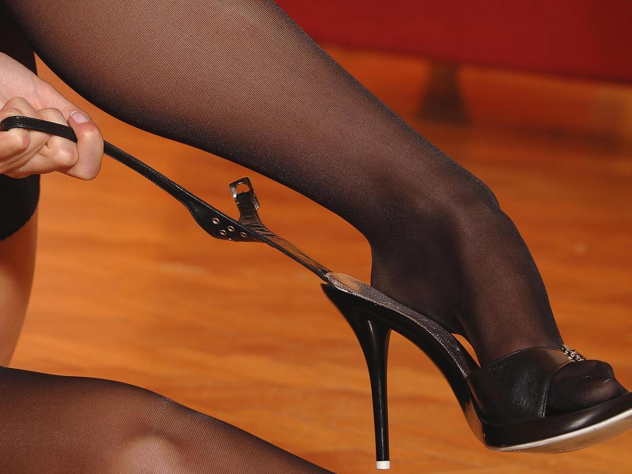 Heels And Lace Fetish Galleries - Fetish - Porn Photos-5879