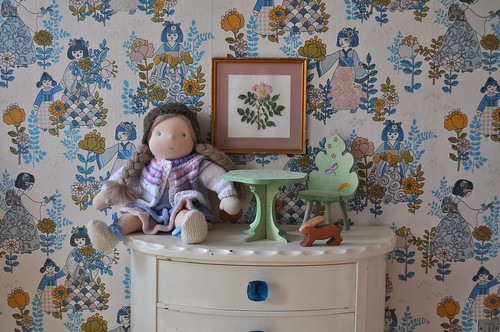 Alma's room
