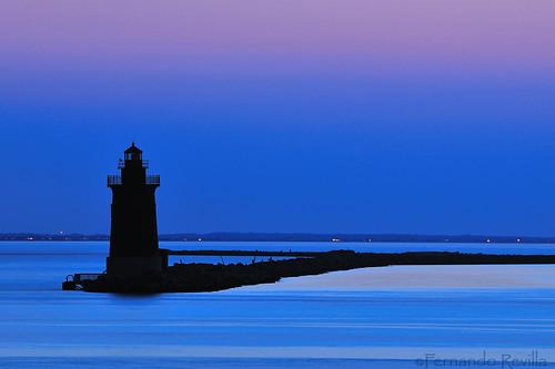 longexposure blue lighthouse beach nikon 300s 70200mmf28vr