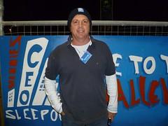 Brisbane Vinnies CEO Sleepout David Keir