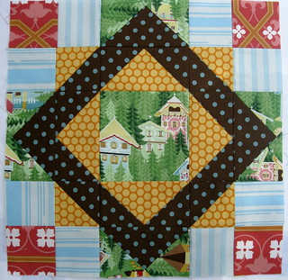 Tiffany's 9 Patch TwitterB Block 1