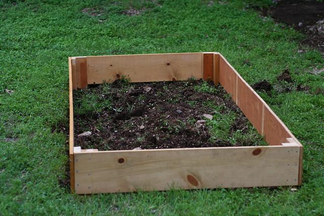 Raised Garden Box Flickr Photo Sharing