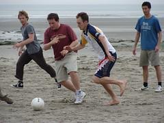 sports, beach soccer, football, youth, ball, team,