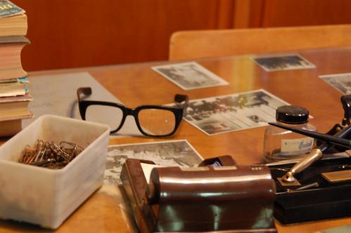 Ben Gurion's Desk