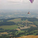 Dan Paragliding over the Malvern Beacon by richard.heeks