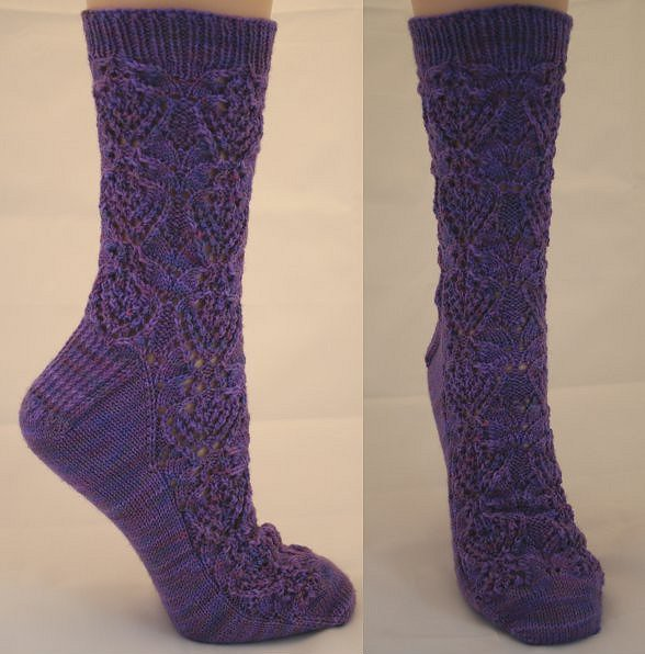 Intricate Socks