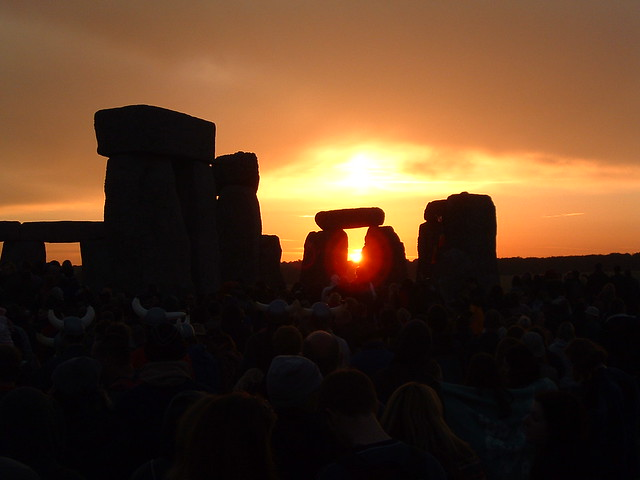 Summer Solstice Sunrise Stonehenge | Flickr - Photo Sharing!