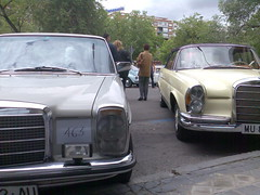 automobile, automotive exterior, mercedes-benz w112, vehicle, mercedes-benz w108, mercedes-benz w114, compact car, mercedes-benz 600, mercedes-benz w111, antique car, sedan, classic car, vintage car, land vehicle, luxury vehicle,