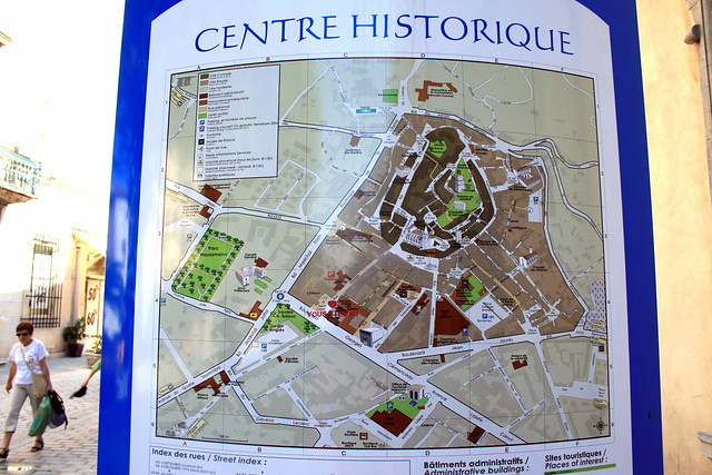 Plan du centre ville draguignan fr83 flickr photo for Centre du plateau piscine
