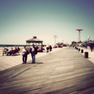 boardwalk...