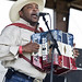 Jeffery Broussard and the Creole Cowboys at the 2008 Original SW Louisiana Zydeco Festival