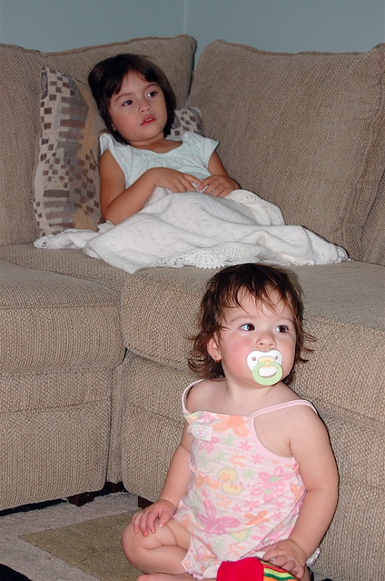 my sick babies