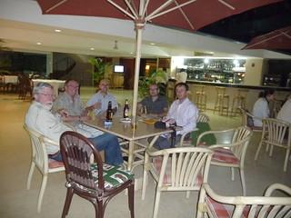 Post GB15 meeting drinks