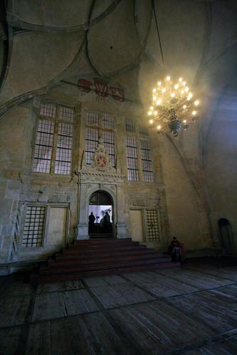 Doorway in Vladislav Hall