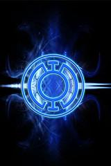 Blue Lantern Corps by vampyrrose78
