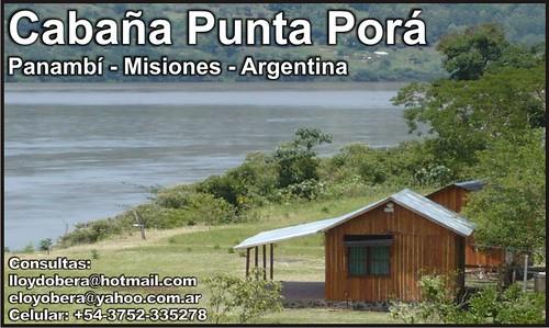 Autor: Panambi - Punta Pora