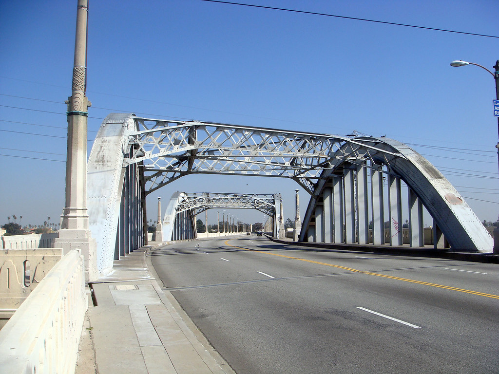 01a 6th Street Viaduct Bridge - Arches - HCM-905 (E)