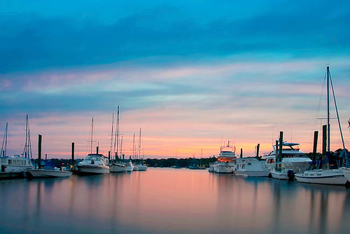marina boats dock nikon southcarolina hiltonhead tidal aftersunset lowcountry hiltonheadisland broadcreek pastelcolors beaufortcounty d80 palmettobaymarina