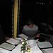 Guys busy with menu by priti hansia