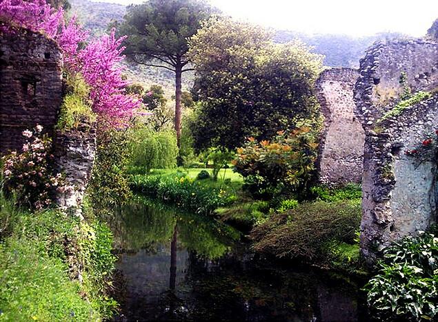 Giardino Di Ninfa Flickr Photo Sharing