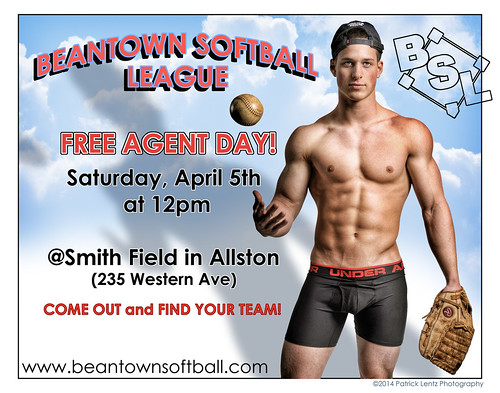 Beantown Softball League - Free Agent Day