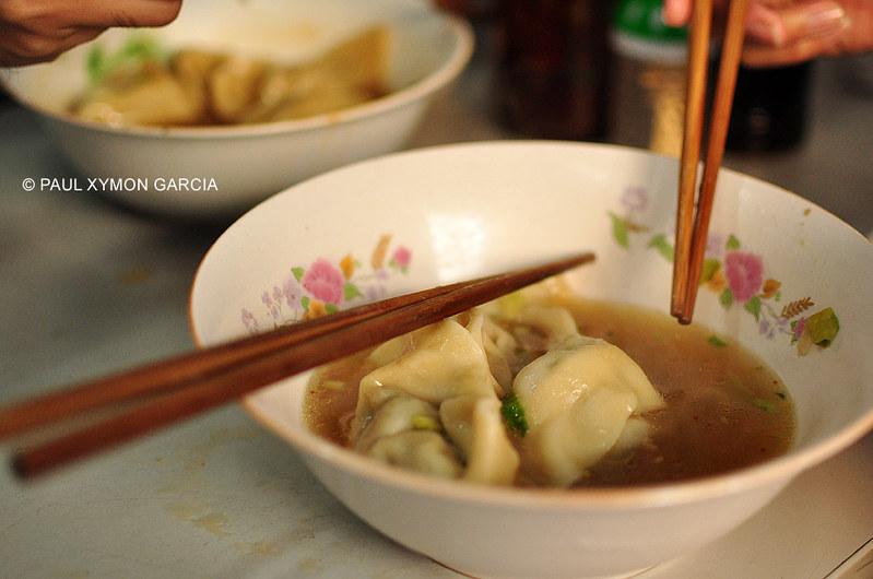 Dumpling Soup, Shanghai, China