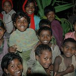 Indian Kids from Gadatola - West Bengal, India