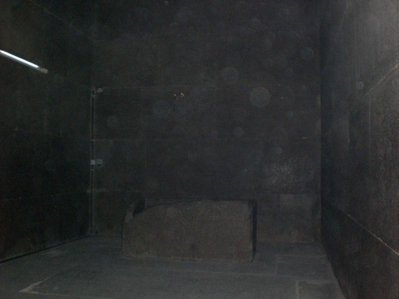 Sala del Rey [object object] - 2474574728 991b231220 o - Keops, en el interior de la Gran Pirámide
