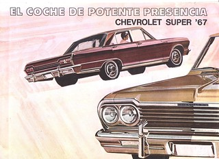 Chevrolet Super '67