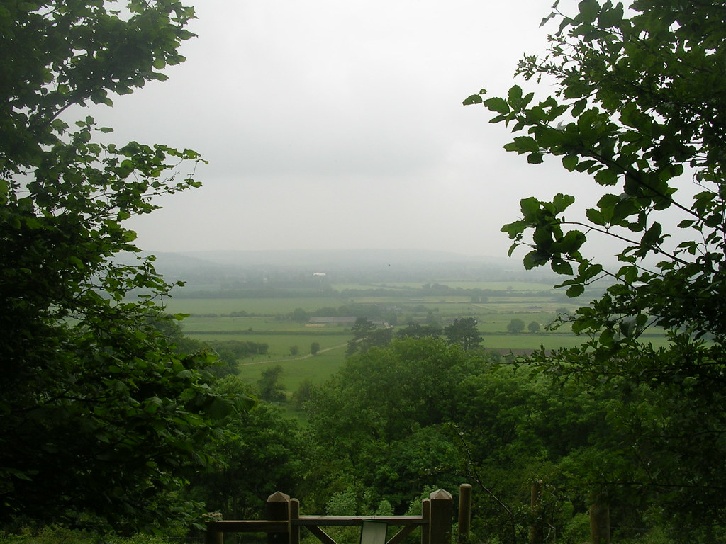 Early view Tring Circular